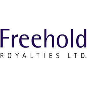 FRU - Freehold Royalties